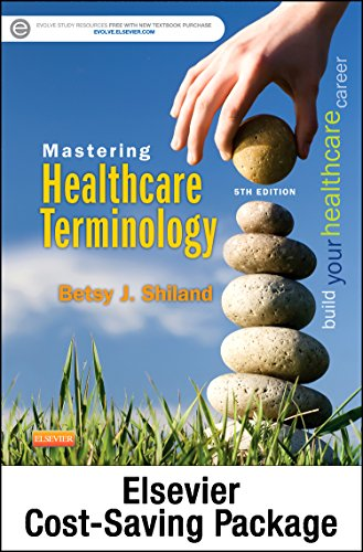 9780323376815: Mastering Healthcare Terminology - Text and Elsevier Adaptive Learning (Access Card) Package
