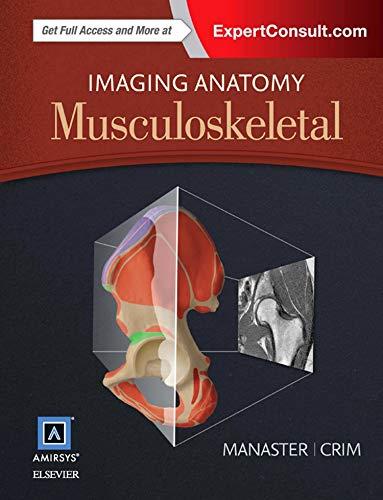 9780323377560: Imaging Anatomy Musculoskeletal