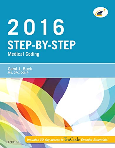9780323389198: Step-by-Step Medical Coding, 2016 Edition, 1e