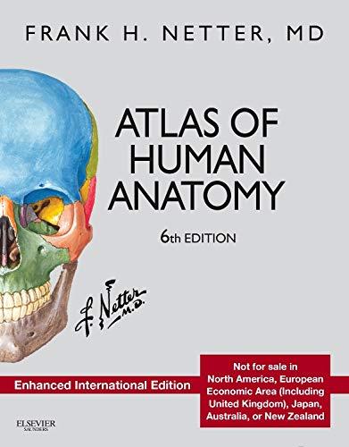 9780323390095: Atlas of Human Anatomy: Enhanced International Edition