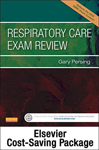 9780323392617: Respiratory Care Exam Review - Elsevier eBook on VitalSource + Evolve Exam Review Access (Retail Access Cards), 4e