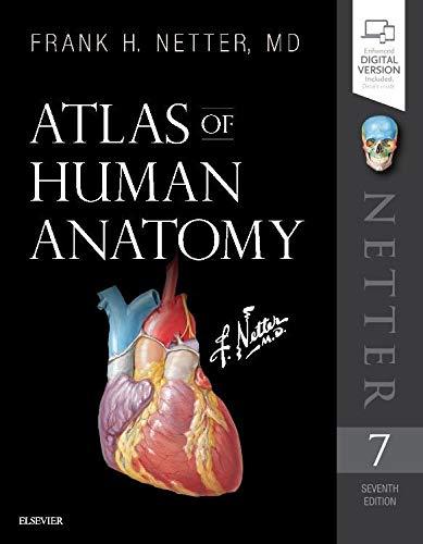 9780323393225: Atlas of Human Anatomy [Lingua inglese]