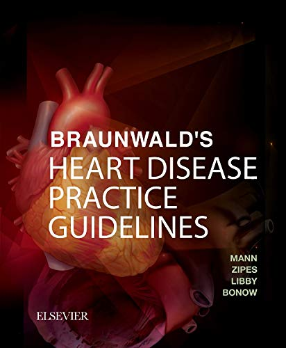 9780323393799: Braunwald's Heart Disease Practice Guidelines Access Code, 1e