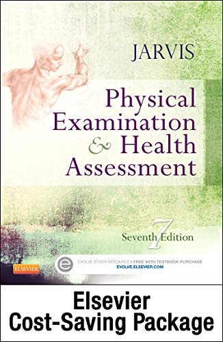 9780323394918: Physical Examination and Health Assessment - Text and Physical Examination and Health Assessment Online Video Series (User Guide and Access Code) Package, 7e