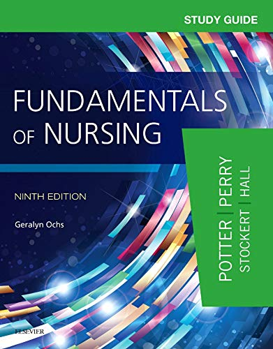 Study Guide for Fundamentals of Nursing (Paperback): Patricia A. Potter, Anne Griffin Perry, ...