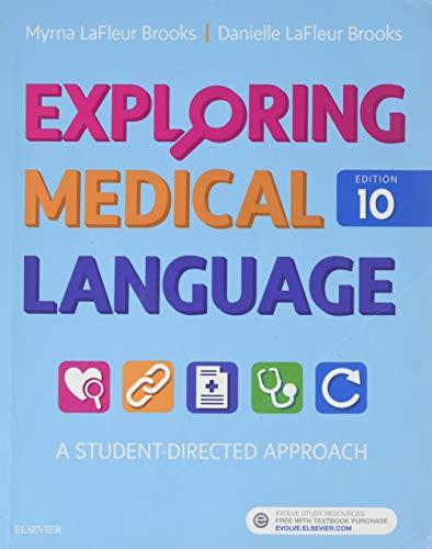 9780323396455: Exploring Medical Language: A Student-Directed Approach/Medical Terminology Flash Cards 10th Edition