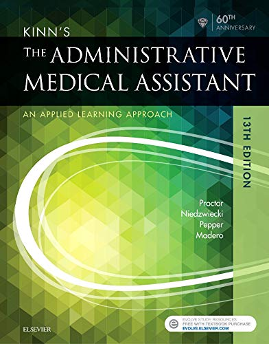 Kinn's The Administrative Medical Assistant: An Applied: Proctor EdD RN