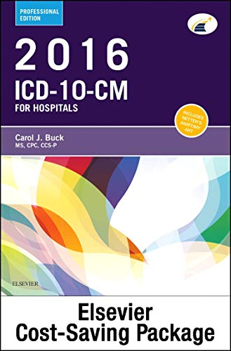 9780323397407: 2016 ICD-10-CM Hospital Professional Edition (Spiral bound) and 2016 ICD-10-PCS Professional Edition Package, 1e