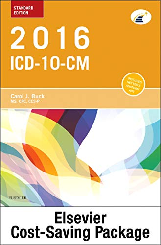 9780323398091: 2016 ICD-10-CM Standard Edition, 2016 ICD-10-PCS Standard Edition, 2016 HCPCS Standard Edition and AMA 2016 CPT Standard Edition Package, 1e