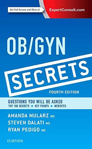 9780323399227: Ob/Gyn Secrets, 4e