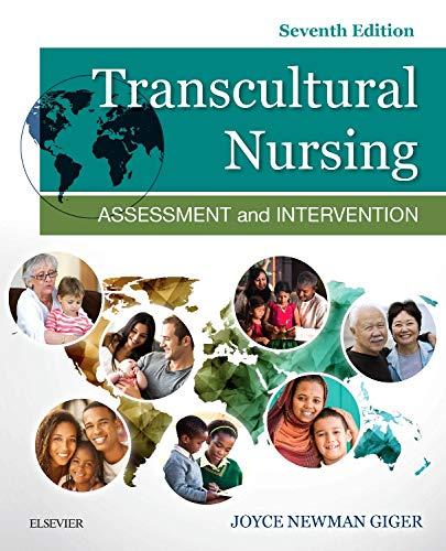 9780323399920: Transcultural Nursing: Assessment and Intervention, 7e