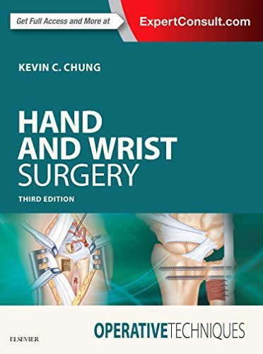 Operative techniques hand wrist surgery by kevin chung abebooks operative techniques hand and wrist surgery 3e kevin c chung fandeluxe Images