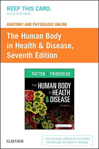 9780323402095: Anatomy and Physiology Online for The Human Body in ...
