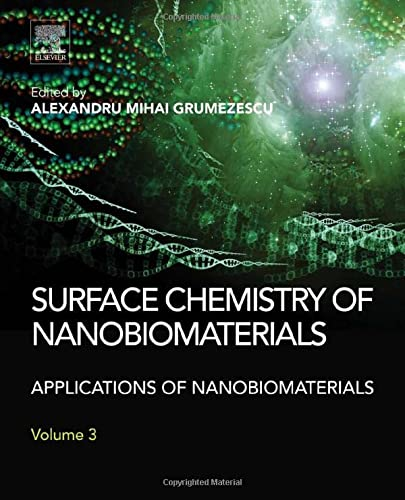 9780323428613: Surface Chemistry of Nanobiomaterials: Applications of Nanobiomaterials