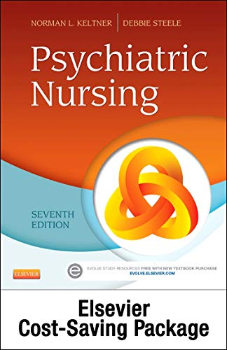 9780323429634: Psychiatric Nursing - Text and Virtual Clinical Excursions Online Package, 7e