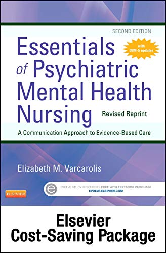 9780323429658: Essentials of Psychiatric Mental Health Nursing - Revised Reprint - Text and Virtual Clinical Excursions Online Package, 2e