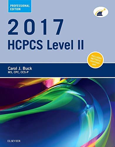 9780323430760: 2017 HCPCS Level II Professional Edition