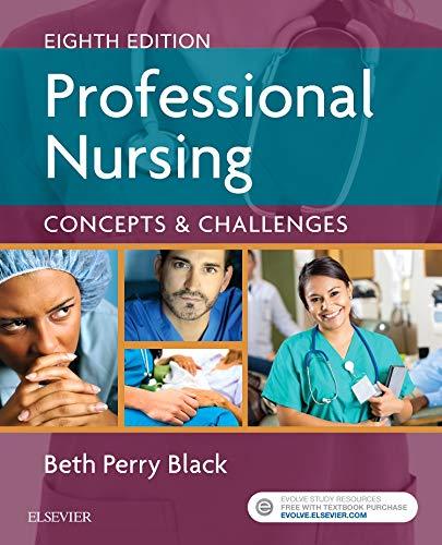 9780323431125: Professional Nursing: Concepts & Challenges