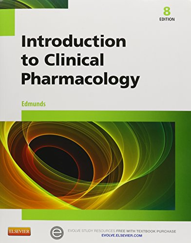 9780323431163: Introduction to Clinical Pharmacology - Text and Study Guide Package, 8e