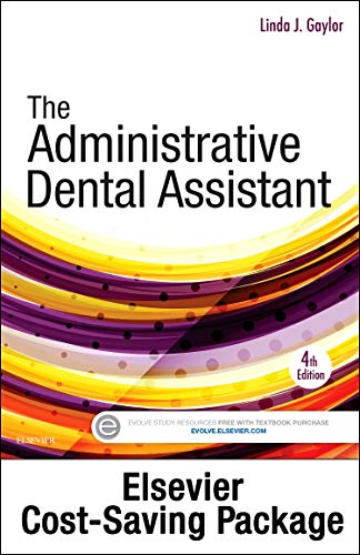 9780323442558: The Administrative Dental Assistant - Text and Workbook Package, 4e