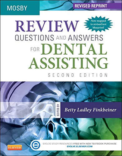 9780323444910: Review Questions and Answers for Dental Assisting - Revised Reprint