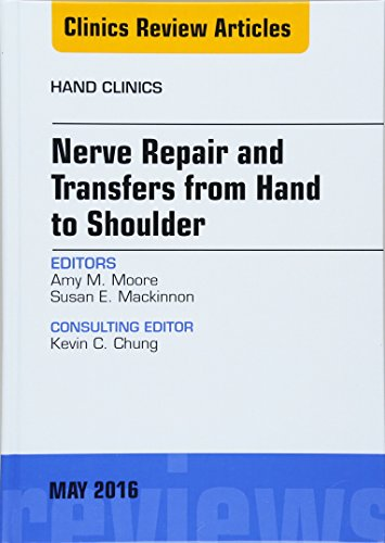 Nerve Repair and Transfers from Hand to Shoulder, An issue of Hand Clinics, 1e (The Clinics: ...