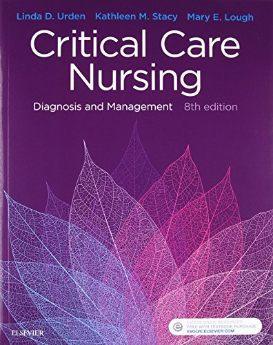 Critical care nursing : diagnosis and management /