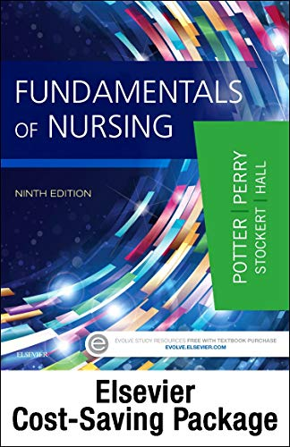 Fundamentals of Nursing Textbook 9e and Mosby s Nursing Video Skills Student Version Online (Access...