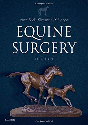 9780323484206: Equine Surgery, 5e
