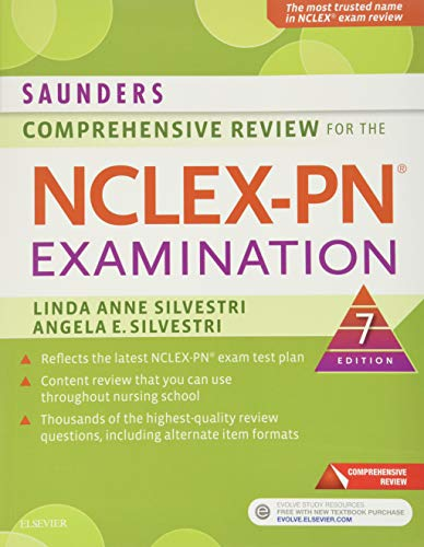 9780323484886: Saunders Comprehensive Review for the NCLEX-PN (Saunders Comprehensive Review for Nclex-Pn)
