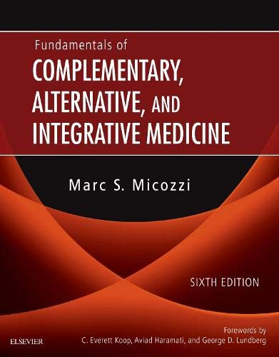 9780323510813: Fundamentals of Complementary, Alternative, and Integrative Medicine (Fundamentals of Complementary and Integrative Medicine)