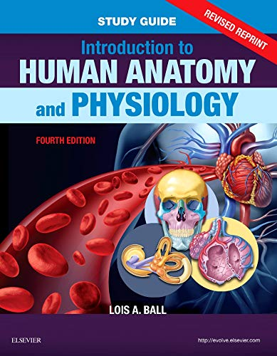 9780323531238: Study Guide for Introduction to Human Anatomy and Physiology - Revised Reprints