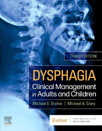 9780323636483: Dysphagia: Clinical Management in Adults and Children