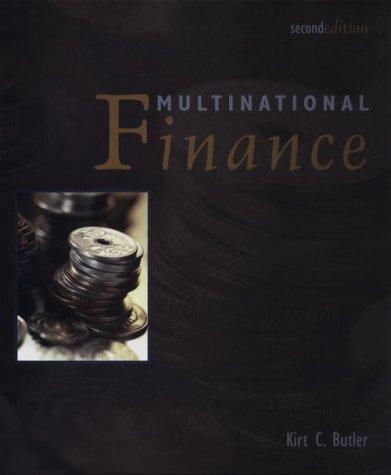 9780324004502: Multinational Finance