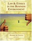 Law and Ethics in the Business Environment: Terry Halbert, Elaine