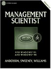 9780324008906: The Management Scientist: Version 5.0 for Windows 95 and Windows 98