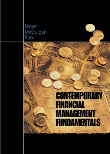 9780324015775: Contemporary Financial Management Fundamentals with Thomson ONE
