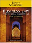 9780324016581: Business Law and the Legal Environment for a New Century, Alternate Edition