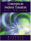 Concepts in Federal Taxation: 2001