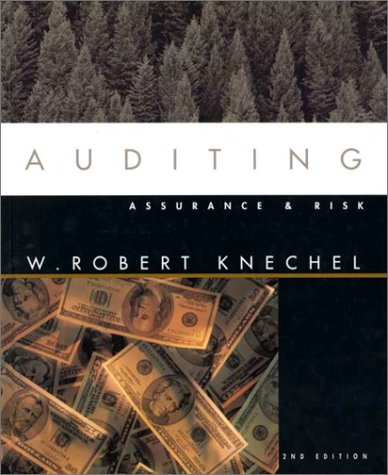 Auditing: Text and Cases