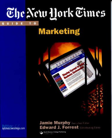 9780324041828: The New York Times Guide to Marketing