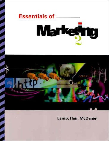 Essentials of Marketing 2nd Edition: Lamb, Charles W.,