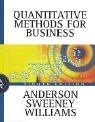 9780324044997: Quantitative Methods for Business