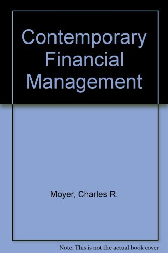 9780324052589: Study Guide for Contemporary Financial Management