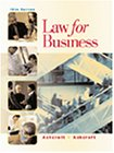 9780324060539: Law for Business