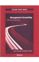 9780324061611: Management Accounting Lecture Study Notes