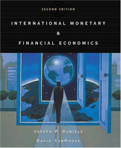 9780324063622: International Monetary and Financial Economics