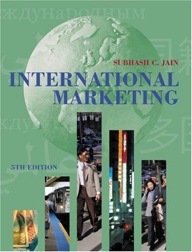 9780324063707: International Marketing with InfoTrac College Edition