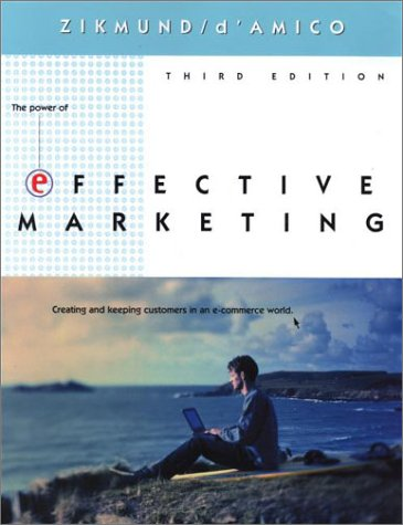 9780324063929: Effective Marketing with InfoTrac College Edition