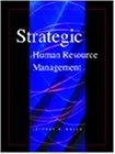 9780324065848: Strategic Human Resource Management